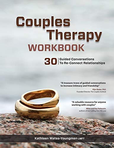 Couples Therapy Workbook: 30 Guided Conversations to...