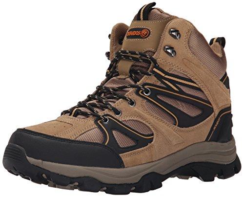 Nevados Men's Talus Hiking Boot, Light Brown/Light Brown/Black, 10.5 M US