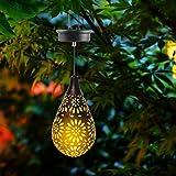 Hanging Solar Lights...image