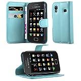 Cadorabo Coque pour Samsung Galaxy ACE 1 en Bleu CÉLESTE - Housse Protection...