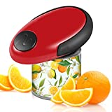 W-Dragon Electric Can Opener, Restaurant Can Opener, Full - Automatic Hands Free Can Opener, Chef's Best Choice