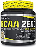 Biotech USA 12031020500 BCAA Flash Zero Acide Aminé Saveur Orange