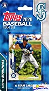Brand New 2020 Topps MLB Baseball Officially Licensed Great Looking Factory Sealed Collectible Team Set! EXCLUSIVE Special Limited Edition Cards that are NOT available in Packs! Includes all the Top Players! This is a MUST HAVE Collectible for all fa...