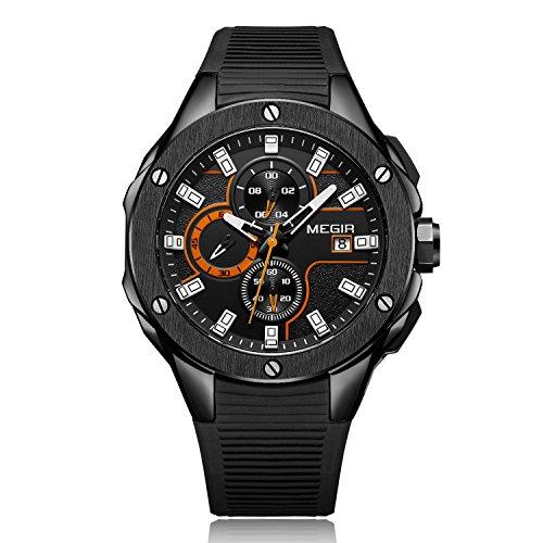 Megir - Herren -Armbanduhr- MG2053