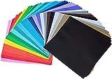 iImagine Vinyl 72-Sheets of Premium Permanent Self Adhesive Vinyl...