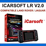 MISTER DIAGNOSTIC Maleta de diagnóstico para Coche OBD2 100% francés, Icarsoft LR V2.0 – Land Rover Jaguar