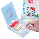 Hello Kitty Portable Pill Case Travel Trip Vitamin Storage Medicine Box Organizer