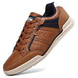 TARELO Chaussure Homme Baskets Basses Sneakers Casual Running Respirant Fitness...