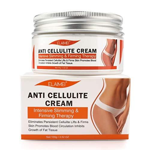 Anti Cellulite Cream, Hot Cream Natural Cellulite...