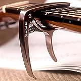 Capodastre Adagio pro Deluxe pour guitares acoustiques et électriques avec...