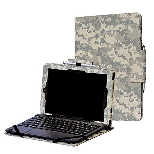 i-UniK CASE for RCA 10 Viking Pro 10.1 & Compatible RCA 10 Viking II Tablet PC [NOT FIT 2019 Model] - (ACU Camo)