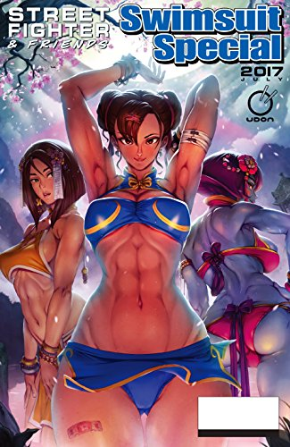 Street Fighter & Friends: Swimsuit Special 2017 (Street Fighter: Swimsuit Special ) (English Edition)