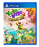 Yooka-Laylee: The Impossible Lair - PlayStation 4 (Video Game)