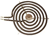 GE WB30T10074 Electric Range Surface Element, 8 Inch,Silver