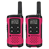 Motorola T107 Talkabout Radio, 2 Pack