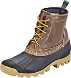 Kamik Yukon 5 Boot - Men's Dark Brown, 10.0