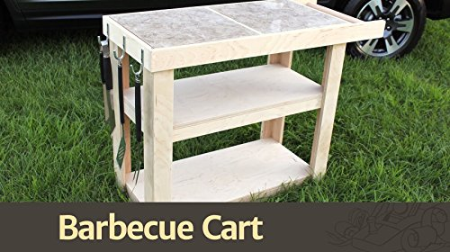 Barbecue Cart