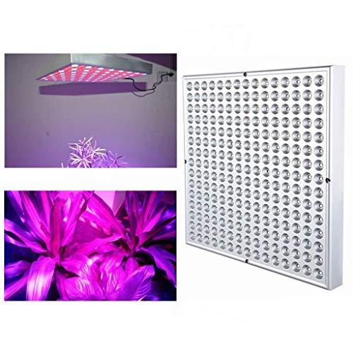 Aufun 45W LED Pflanzenlicht vollspektrum Grow Pflanzenlampe 225 LEDs Rot & Blau LED Pflanzen Wachstumslampe Innengarten Pflanze Wachsen Licht Hängeleuchte Pflanzenleuchte (45W)