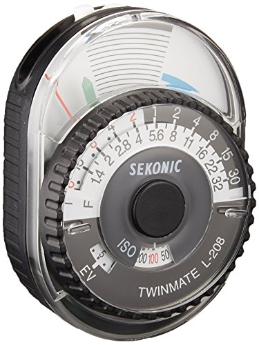 Sekonic 401-208 Twin Mate Light Meter