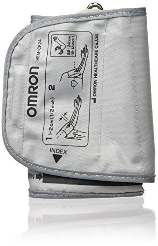 Omron Healthcare H-CR24 D-Ring BP Cuff, Standard, Wide Range 9'-13' ()