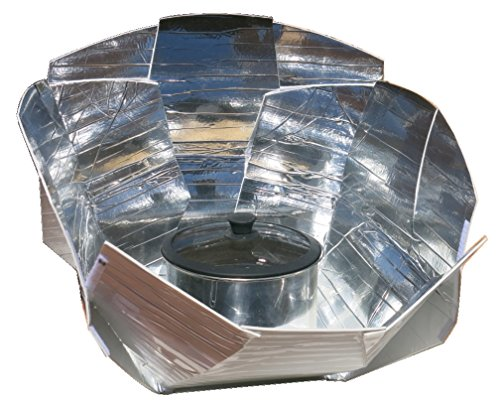 Haines 2.0 Solar Cooker and Dutch Oven Kit