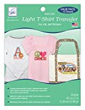 June Tailor Light T-Shirt Transfer Value, Pack of 10