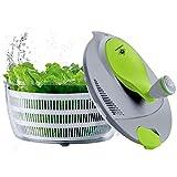 Kalokelvin Essoreuse à salade en plastique 4l - Pour laver et...
