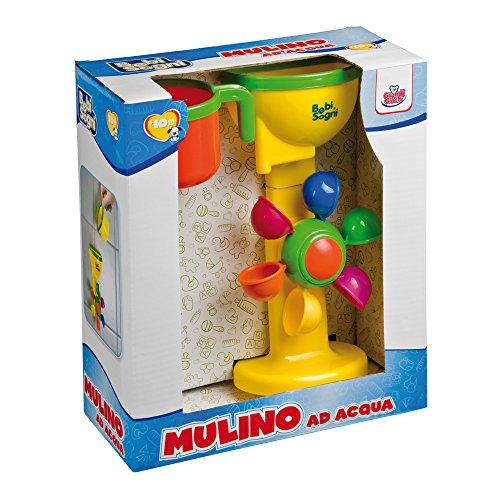 Grandi Giochi- Mulino ad Acqua, Multicolore, BRN70112