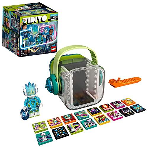 LEGO VIDIYO Alien DJ BeatBox Creatore Video Musicali con Alieno, Giocattoli per Bambini, App Realt Aumentata, 43104