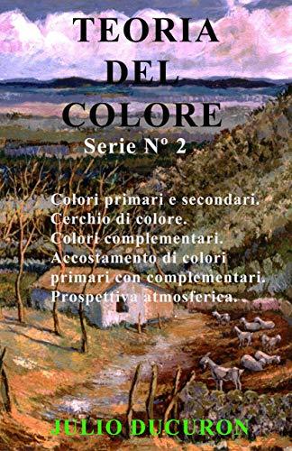 TEORIA DEL COLORE: Colori primari e secondari. Cerchio di colore. Colori complementari. Accostamento di colori primari con complementari. Prospettiva atmosferica.