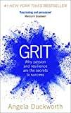Grit: The Power of Passion and Perseverance (English Edition)