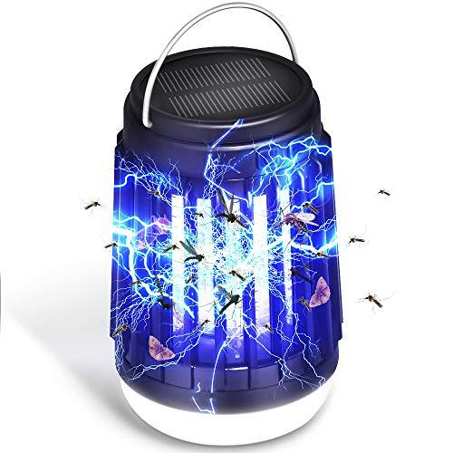 LETOUR Lanterne de camping anti-moustiques, 3 en 1, lanterne de camping...