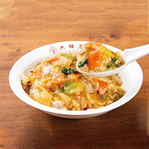 大阪王将「中華丼の具」 (20食)