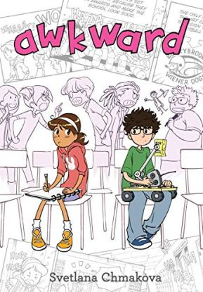 Awkward (Berrybrook Middle School Book 1) by [Svetlana Chmakova]
