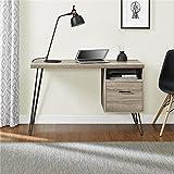 Ameriwood Home Landon Desk, Weathered Oak
