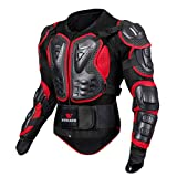 Veste Armure Moto Blouson Motard Gilet Protection Équipement de Moto Cross...