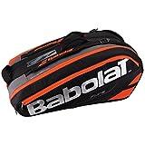 Babolat RHX12 PURE Kit Bag (negro fluo rojo, bolsa de kit) 751133-189