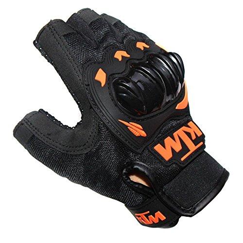 MT TRUE VALUE STORE Riding Gloves For Ktm (Orange:Black_X-Large)