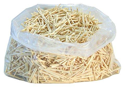 folia 2316 - Bastelhölzer in Zündholzformat, 5000 Stück - ideal für den Modellbau oder andere kreative Bastelarbeiten