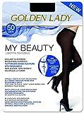 Goldenlady My Beauty 50 Medias, 50 DEN, Negro (Negro 099a), X-Large (Talla del...