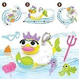 Yookidoo 40171 Jet Duck Create a Mermaid