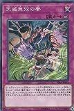 遊戯王 RIRA-JP072 天威無双の拳 (日本語版 ノーマル) ライジング・ランペイジ