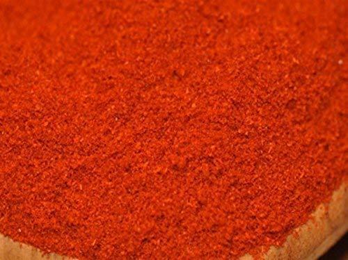 Cayennepfeffer 500 Gramm gemahlen, scharfes Gewürz, ohne Geschmacksverstärker, ohne Zusatzstoffe - Bremer Gewürzhandel