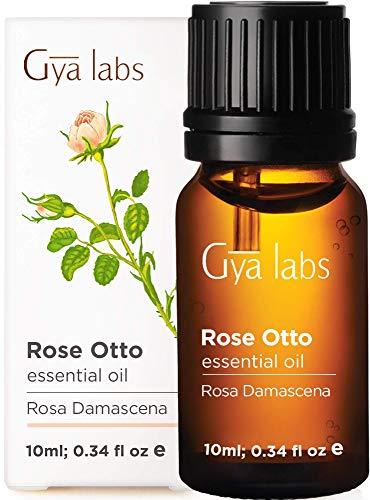 Duftöl Otto-Rose – Beruhigendes Mittel, um die Hautalterung zu vermindern (10 ml) - 100% naturreines Otto-Aromaöl therapeutischer Güte