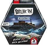 Schmidt Spiele 49381 Break In, Alcatraz, Rätselspiel, Actionspiel