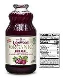 Lakewood Pure Beet, Fresh Pressed (32 Oz, 6 Pack)