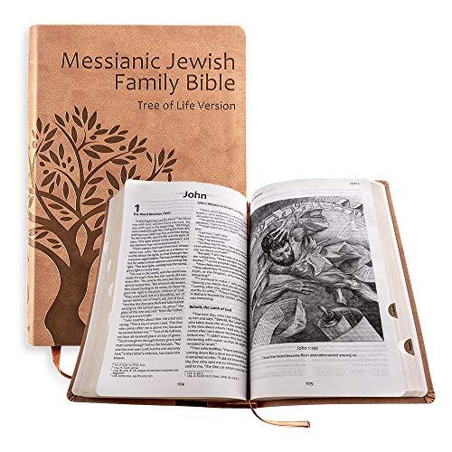 Messianic Jewish Family Bible (TLV) - Blush