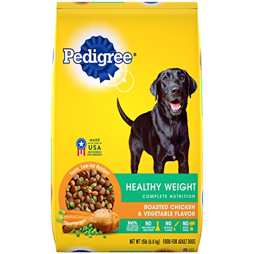 Pedigree Weight Management Adult Dry & Wet Dog Food