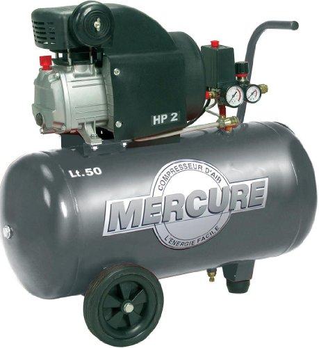 Mercure 425702 Compresseur 50 L 2 hp mercure