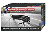 Carrera 20574 1/30 High Banked Curve 6-Piece Track Add-on Accessory Parts for Digital 124/132 and Evolution